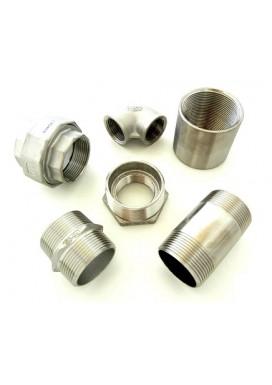 Raccorderia acciaio inox