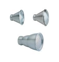 Soffioni alluminio