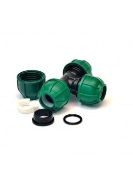 Raccorderia a compressione GREEN