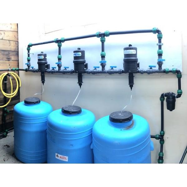 Sistemi di fertirrigazione